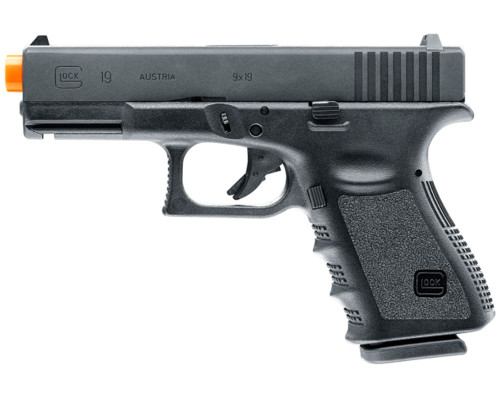 Glock Gas Blow Back Airsoft Pistol - G19 Generation 3