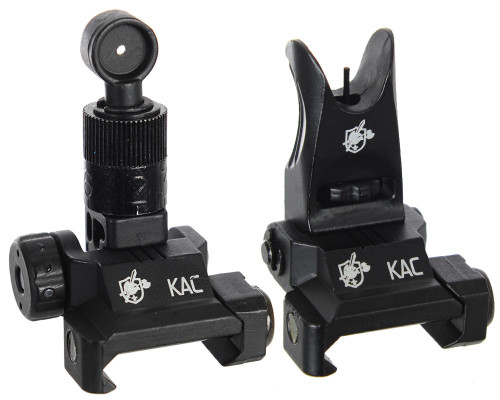 Knight's Armament - Back Up Iron Sights (BUIS) - Black