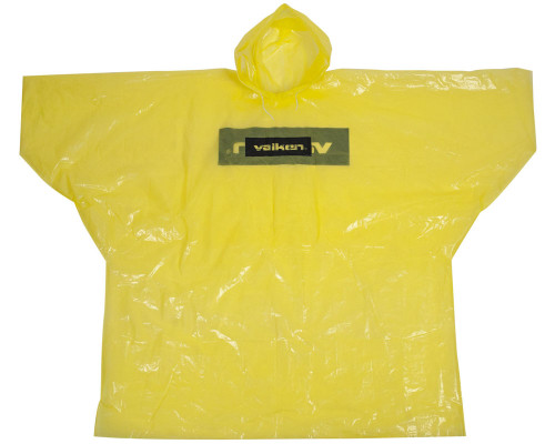 Valken Rain Poncho - Yellow