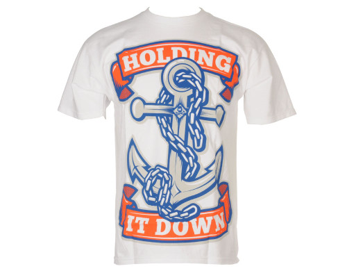 HK Army T-Shirt - Anchor