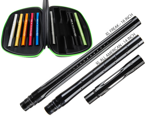 Smart Parts Autococker Threaded Complete Freak XL Barrel Kit - 16 inch