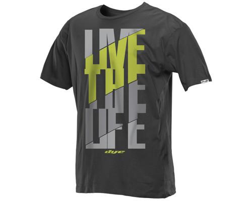 Dye T-Shirt - Live The Life