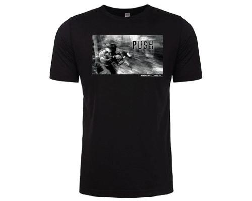Push T-Shirt - The Beginning