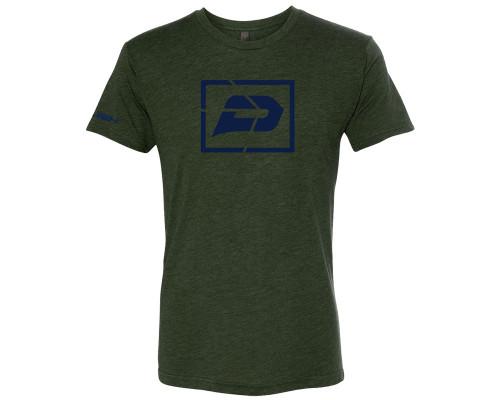 Push T-Shirt - Icon Squared