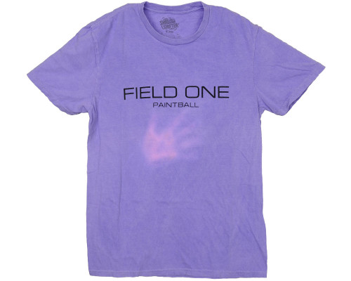 Field One T-Shirt - Hyper