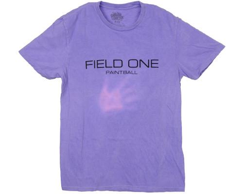Field One T-Shirt - Hyper