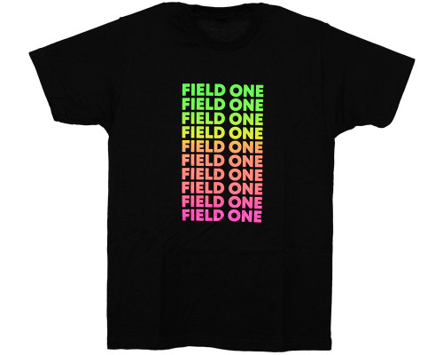 Field One T-Shirt - Repeat