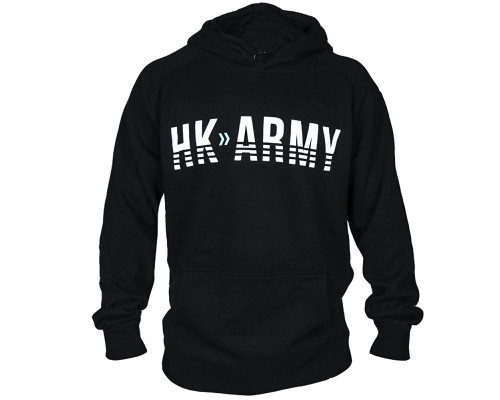 HK Army Hooded Pullover Sweatshirt - Boost