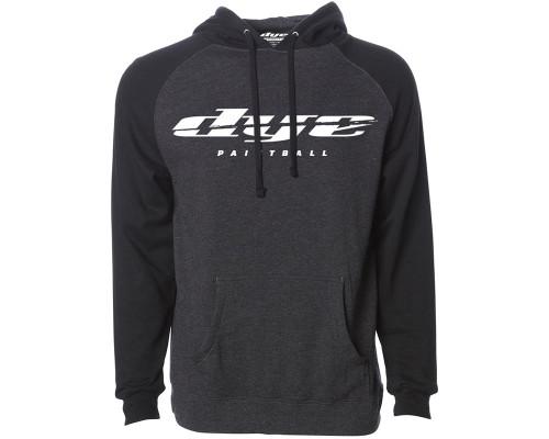 Dye Hooded Pullover Sweatshirt - Sliced