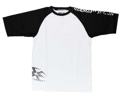 Empire T-Shirt - B&W Zig Zag