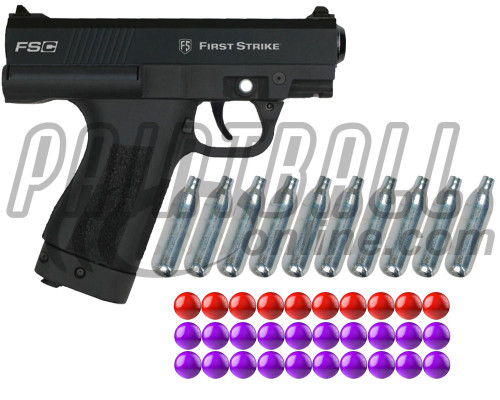 First Strike Gun Kit Level 1 w/ PepperBalls® - FSC Pistol