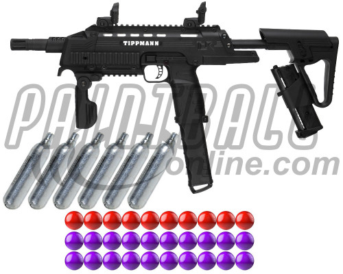Tippmann Gun Kit Level 1 w/ PepperBalls® - TCR