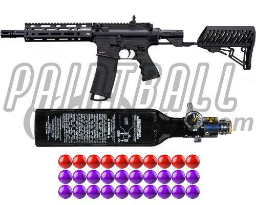 Tippmann Gun Kit Level 2 w/ PepperBalls® - TMC Elite