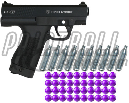 First Strike Gun Kit Level 3 w/ PepperBalls® - FSC Pistol