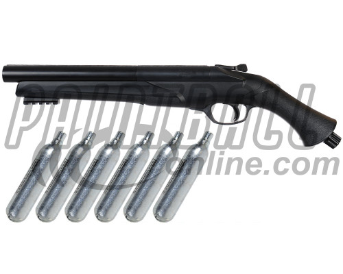 T4E Gun Kit Level 3 w/ PepperBalls® - HDS Shotgun (16 Joule Version)