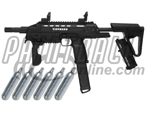 Tippmann Gun Kit Level 3 w/ PepperBalls® - TCR