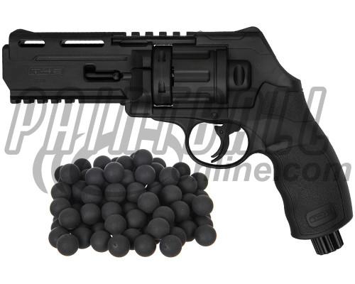 T4E Non Lethal Gun Kit - TR50 Revolver .50 Caliber