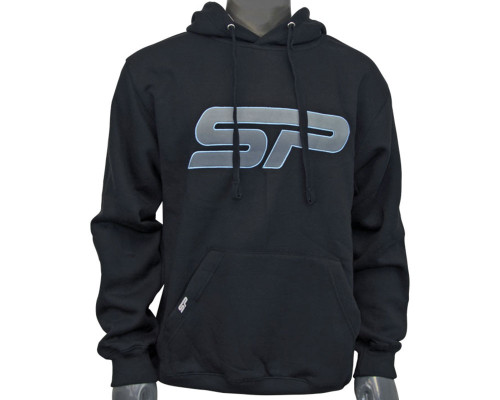 SP Hooded Pull Over Sweatshirt - Logo