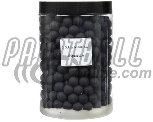 T4E .50 Caliber Balls - Rubber Training - 500 Rounds