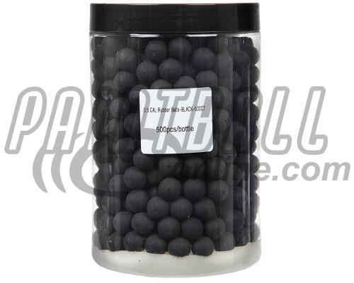 T4E .50 Caliber Balls - Rubber Training - 500 Rounds
