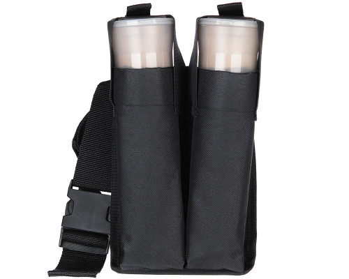 Warrior Harness - Basic 2 Pod - Black