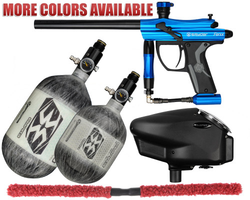 Kingman Gun Package Kit - Spyder Fenix - Competition