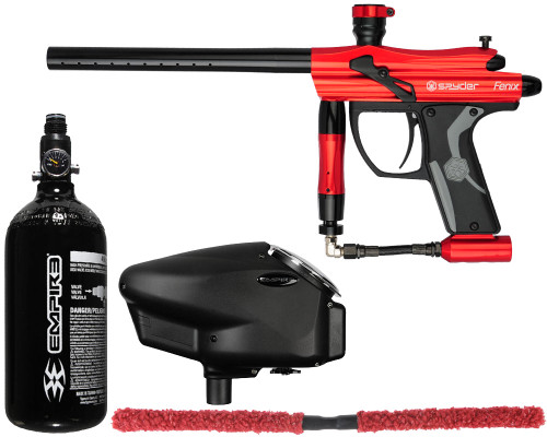 Kingman Gun Package Kit - Spyder Fenix - Core