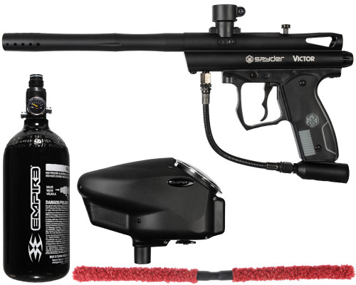 Kingman Gun Package Kit - Spyder Victor - Core