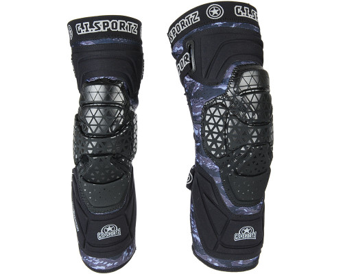 GI Sportz Race 2.0 Paintball Knee Pads