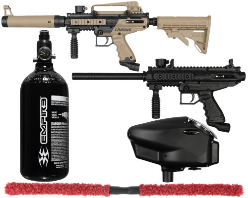 Tippmann Gun Package Kit - Cronus Basic & Tactical - Core