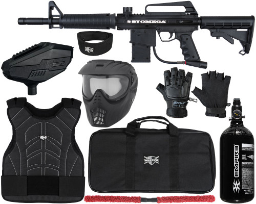 Empire Gun Package Kit - Battle Tested Omega - Level 1 Protector