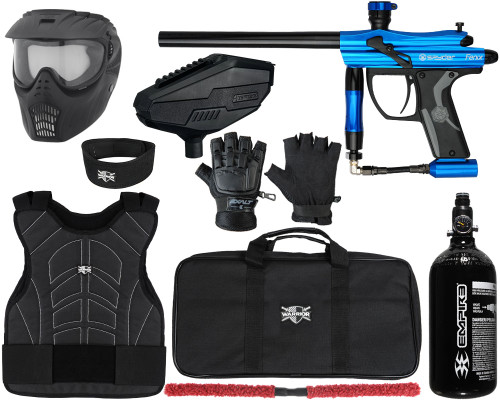 Kingman Gun Package Kit - Spyder Fenix - Level 1 Protector