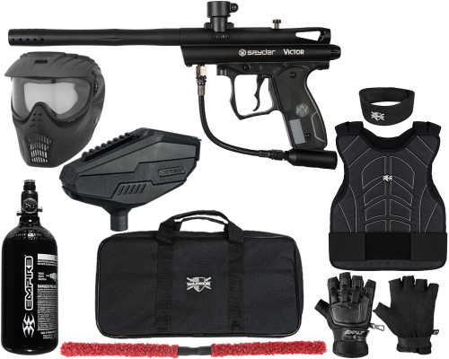 Kingman Gun Package Kit - Spyder Victor - Level 1 Protector