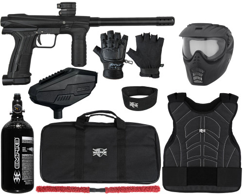 Planet Eclipse Gun Package Kit - EMEK 100 (PAL Enabled) - Level 1 Protector