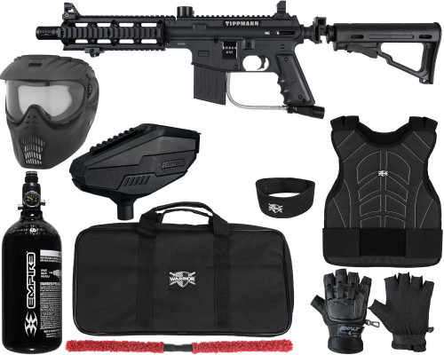 Tippmann Gun Package Kit - Sierra One - Level 1 Protector