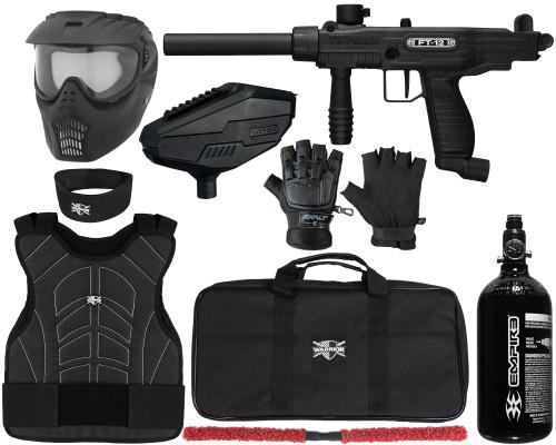 Tippmann Gun Package Kit-  FT-12 Flip-Top Platinum Series - Level 1 Protector