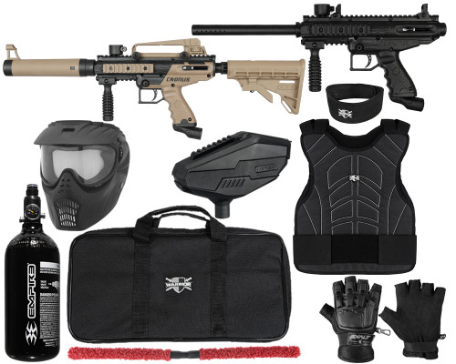 Tippmann Gun Package Kit - Cronus Basic & Tactical - Level 1 Protector
