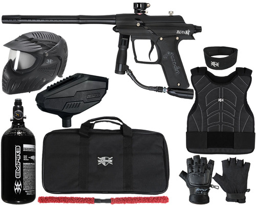 Azodin Gun Package Kit - Blitz 4 - Level 2 Protector