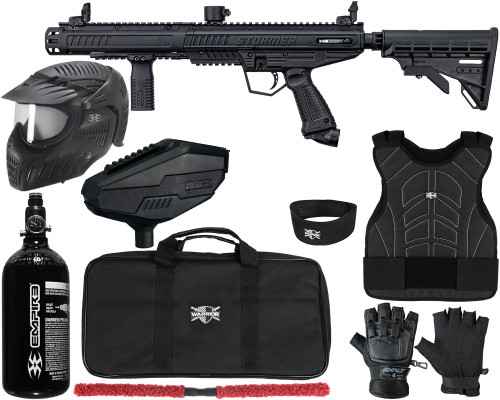 Tippmann Gun Package Kit - Stormer Tactical - Level 2 Protector