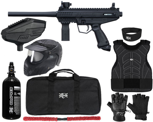 Tippmann Gun Package Kit - Stormer Basic - Level 2 Protector