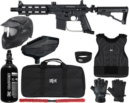 Tippmann Gun Package Kit - Sierra One - Level 2 Protector