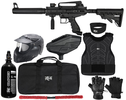Tippmann Gun Package Kit - Cronus Basic & Tactical - Level 2 Protector