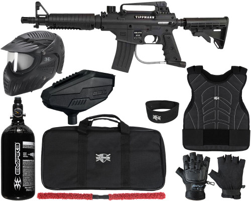 Tippmann Gun Package Kit - Bravo One - Level 2 Protector