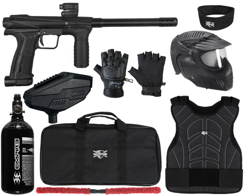 Planet Eclipse Gun Package Kit - EMEK 100 (PAL Enabled) - Level 2 Protector