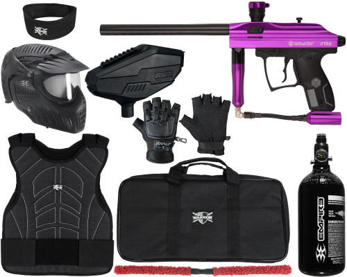 Kingman Gun Package Kit - Spyder Xtra - Level 2 Protector