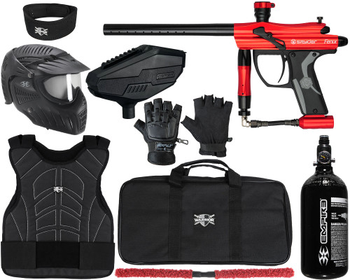 Kingman Gun Package Kit - Spyder Fenix - Level 2 Protector