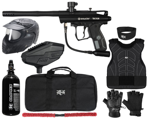 Kingman Gun Package Kit - Spyder Victor - Level 2 Protector