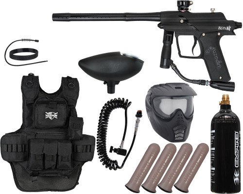 Azodin Gun Package Kit - Blitz 4 - Heavy Gunner