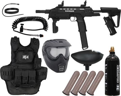 Tippmann Gun Package Kit - Tactical Compact (TCR) - Heavy Gunner