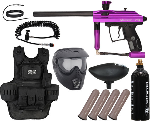 Kingman Gun Package Kit - Spyder Xtra - Heavy Gunner